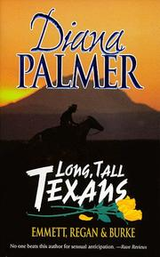 Cover of: Long Tall Texans