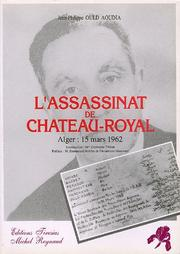 Cover of: L' assassinat de Château-Royal