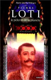 Cover of: Pierre Loti