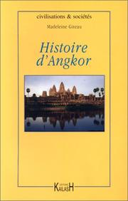 Cover of: Histoire d'Angkor