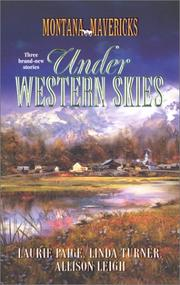 Cover of: Under Western Skies | Laurie Paige