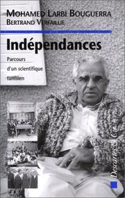 Cover of: Independances
