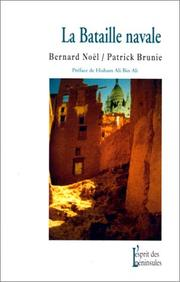 Cover of: La bataille navale
