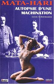 Cover of: Mata-Hari