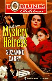 Cover of: Mystery Heiress  (Fortune's Children)