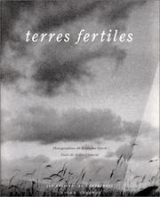 Cover of: Terres fertiles