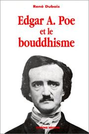 Cover of: Edgar A. Poe et le bouddhisme