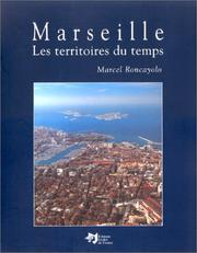 Cover of: Marseille