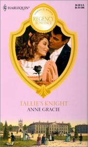Cover of: Tallie's Knight