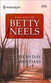 Fifth Day Of Christmas (Reader's Choice : the Best of Betty Neels)