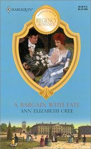 Cover of: A Bargain With Fate