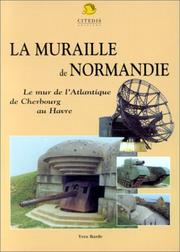 Cover of: La muraille de Normandie