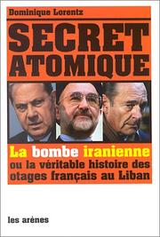 Cover of: Secret atomique