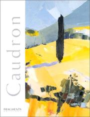 Cover of: Didier Caudron