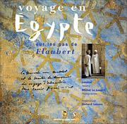 Cover of: Voyage en Egypte