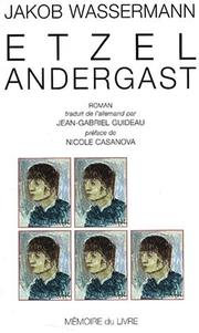 Cover of: Etzel andergast