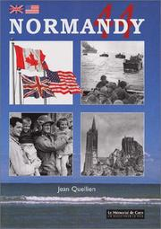 Cover of: Normandy 44