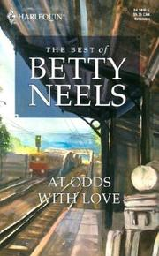 Cover of: At odds with love | Betty Neels