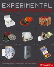 Cover of: Experimental Formats & Packaging | Roger Fawcett - Tang