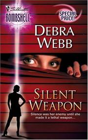 Cover of: Silent weapon