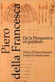 Cover of: De prospectiva pingendi