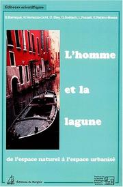 Cover of: L' homme et la lagune