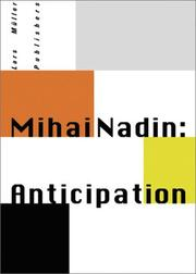 Anticipation by