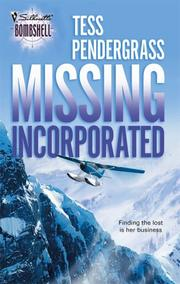 Cover of: Missing Incorporated