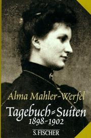 Cover of: Alma Mahler-Werfel