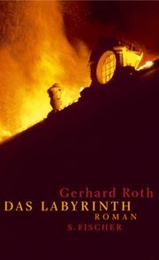 Cover of: Das Labyrinth