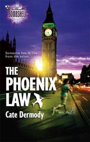 Cover of: The Phoenix Law