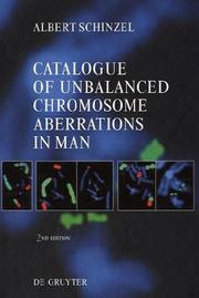 Cover of: Catalogue of Unbalanced Chromosome Aberrations in Man