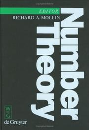 Cover of: Number Theory
