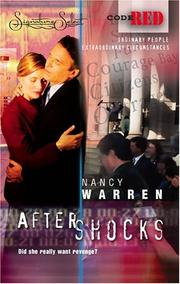 Cover of: Aftershocks (Code Red)