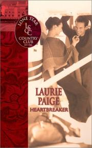 Cover of: Heartbreaker | Laurie Paige