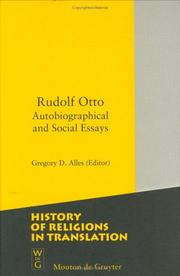 Cover of: Autobiographical and social essays