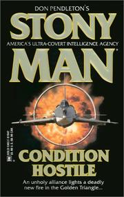 Cover of: Stony Man