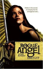 Cover of: Destiny (Rogue Angel)