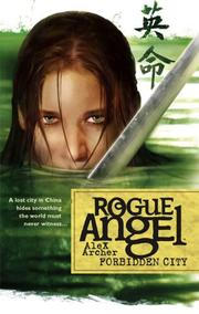 Cover of: Forbidden City (Rogue Angel)