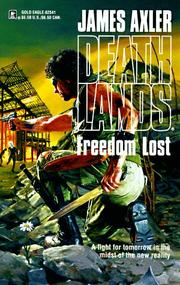 Cover of: Freedom Lost | James Axler
