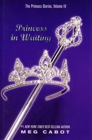 Cover of: Princess in Waiting (The Princess Diaries, Vol. 4)