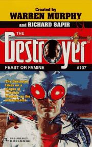 Cover of: Feast Or Famine