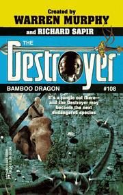 Cover of: Bamboo Dragon