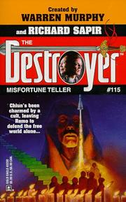 Cover of: Misfortune Teller