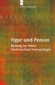 Cover of: Figur und Person