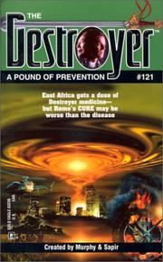 Cover of: Pound Of Prevention