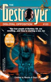 Cover of: Disloyal Opposition