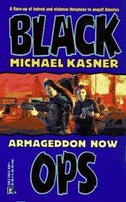 Cover of: Armageddon Now (Black Ops #2) (Black Ops, No 2)