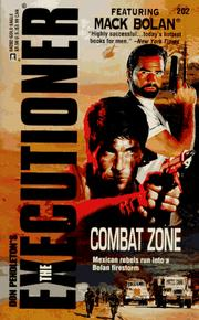 Cover of: Combat Zone
