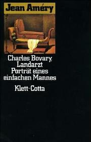 Cover of: Charles Bovary, Landarzt
